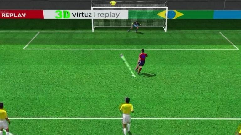 Brazil vs. Colombia