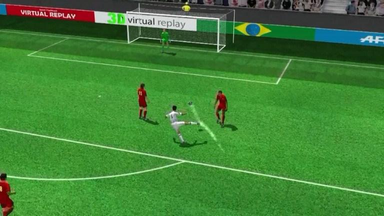 Argentina vs. Belgium