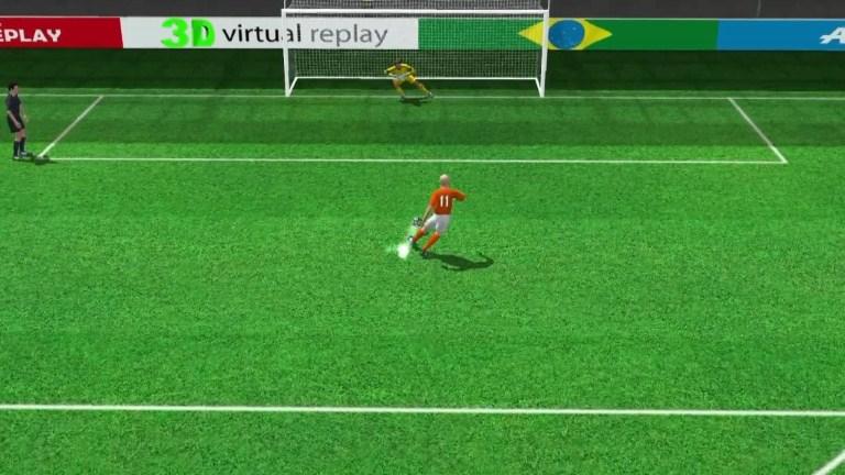 Netherlands vs. Argentina