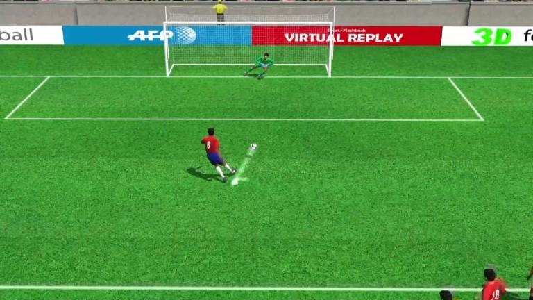 Chile vs. Ecuador