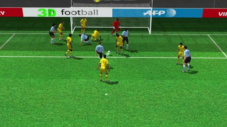Uruguay vs. Jamaica
