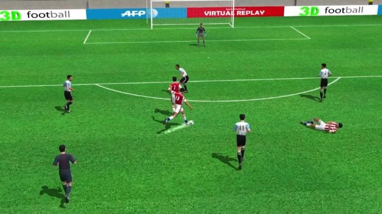 Argentina vs. Paraguay