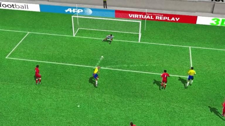 Brazil vs. Peru