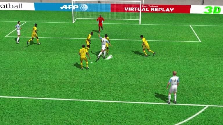 Argentina vs. Jamaica