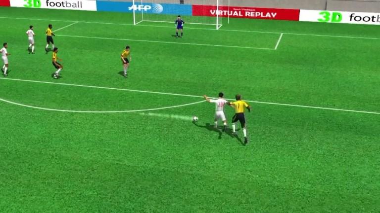 Colombia vs. Peru