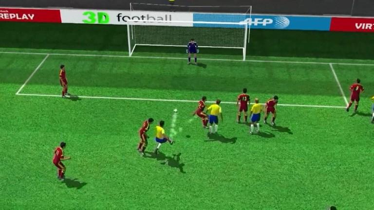 Brazil vs. Venezuela