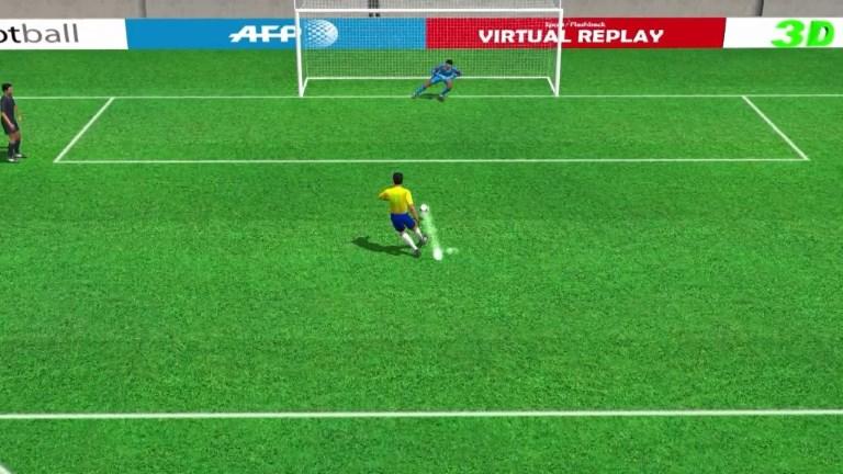 Brazil vs. Paraguay