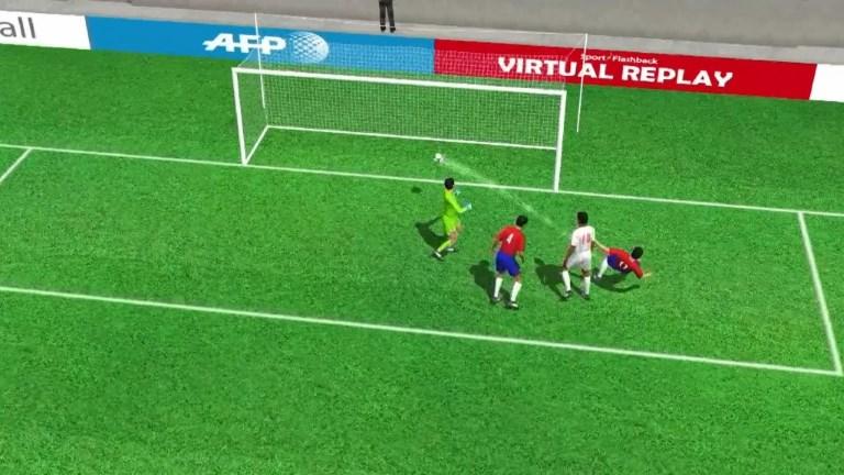 Chile vs. Peru