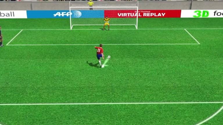 Chile vs. Argentina?>