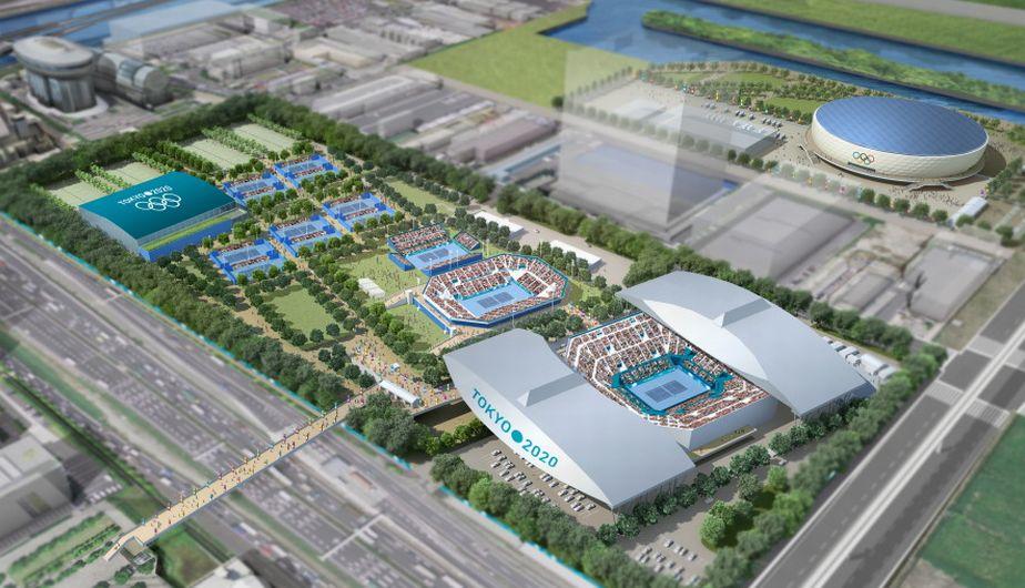 Tokio 2020 Chequea La Alucinante Infraestructura Para Los Juegos