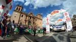 Ronmel Palomino está imparable en Caminos del Inca