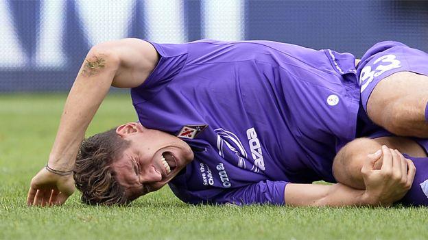 Mario Gómez - Fiorentina 2013