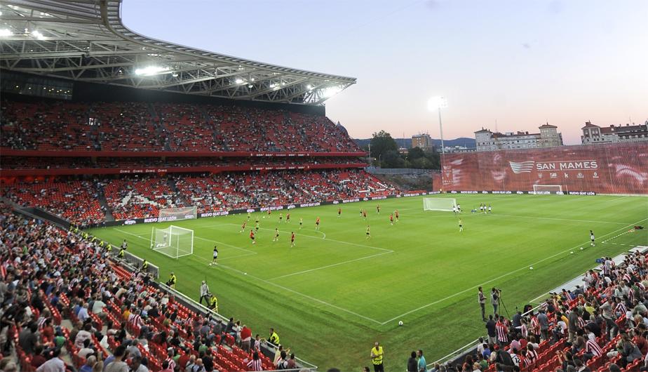 Athletic club inauguró espectacular estadio pero ¡aun falta la mitad jpg  924x530 Nuevo estadio del 30e9a67205733
