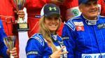 Alejandra Baigorria abandonó Rally por culpa de su nueva silicona