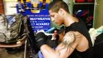Jonathan Maicelo y sus primeras fotos de su entrenamiento en Nueva Jersey