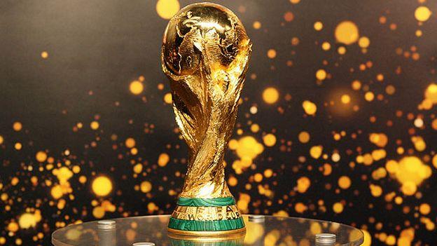 Copa Del Mundo 2014 Trofeo de la Copa Del Mundo