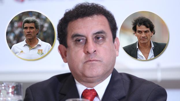 Este año, León tuvo dos técnicos: Edgar Ospina y 'Pepe' Soto. (USI)