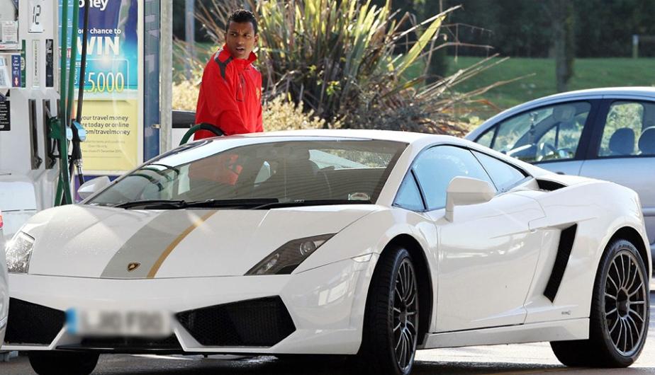 , Lionel Messi y los diez carros más caros de los futbolistas (FOTOS
