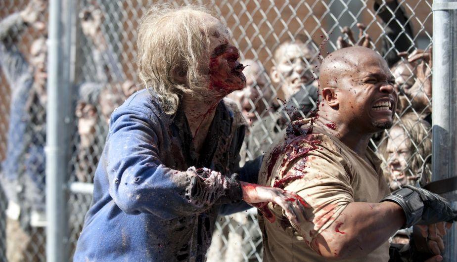 The Walking Dead y los zombies más alucinantes de esta increíble ...