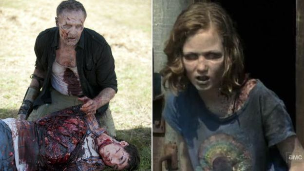 The Walking Dead: 7 mejores personajes que se convirtieron en ...
