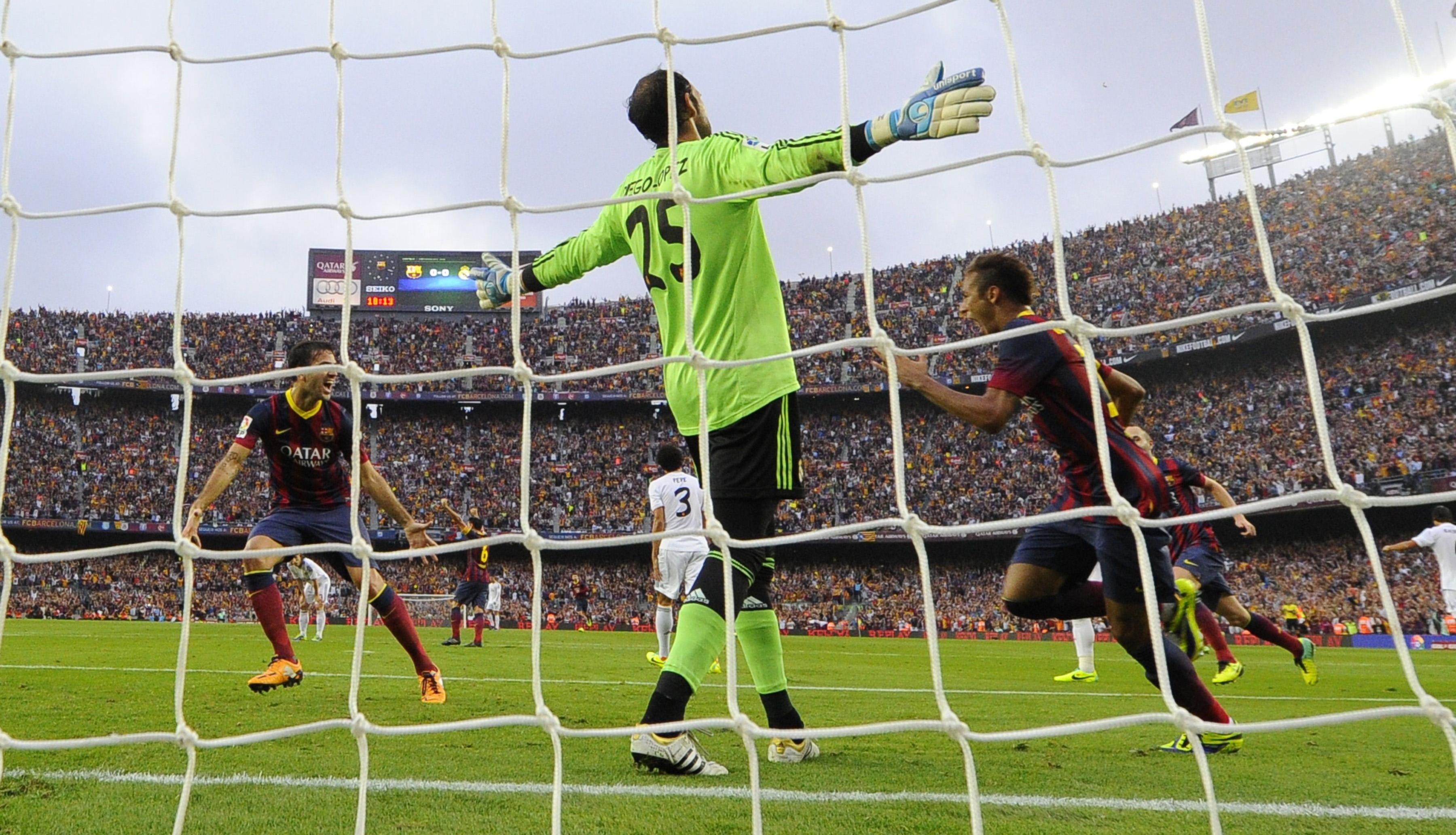 Barcelona vs Real Madrid: ¿a qué hora se juega el