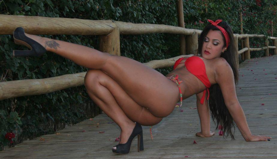 Tati Neves Conoce A La Exuberante Mujer Que Grabó A Justin
