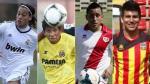 La Copa del Rey y los 4 peruanos aptos para disputar el torneo (VIDEOS)