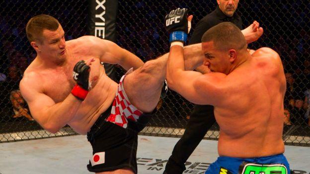 UFC: los 10 mejores nocauts de su historia