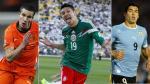 Brasil 2014: ¿Quién fue el goleador de las Eliminatorias?