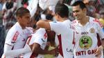 Inti Gas ganó 3-2 a Cienciano y clasificó a la Sudamericana