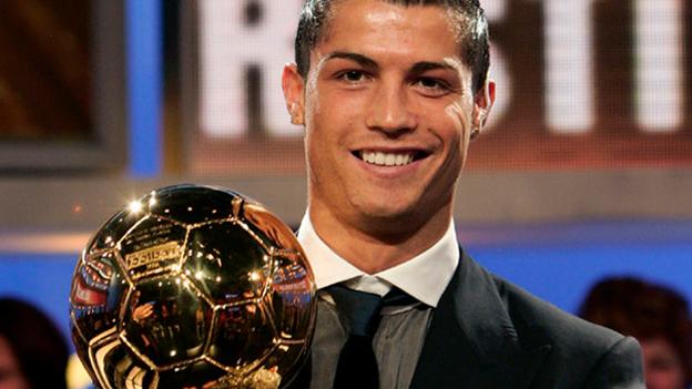 Cristiano Ronaldo Gana El Balon De Oro 89904