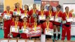 Vóley peruano: Perú se consagró tricampeón en Sudamericano Escolar
