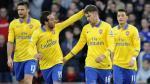 Arsenal apabulló 3-0 al Cardiff y sacó más ventaja que nunca (VIDEO)
