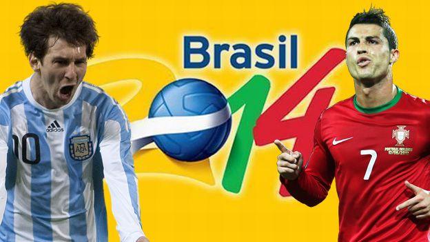 Brasil 2014: fecha y hora de los partidos del Mundial
