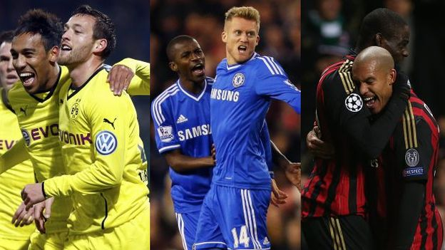 Borussia Dortmund es el último subcampeón de la Champions League. (AP)