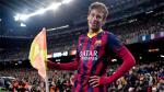 Neymar bromeó con hinchas de Barcelona tras ver tarjeta amarilla (VIDEO)