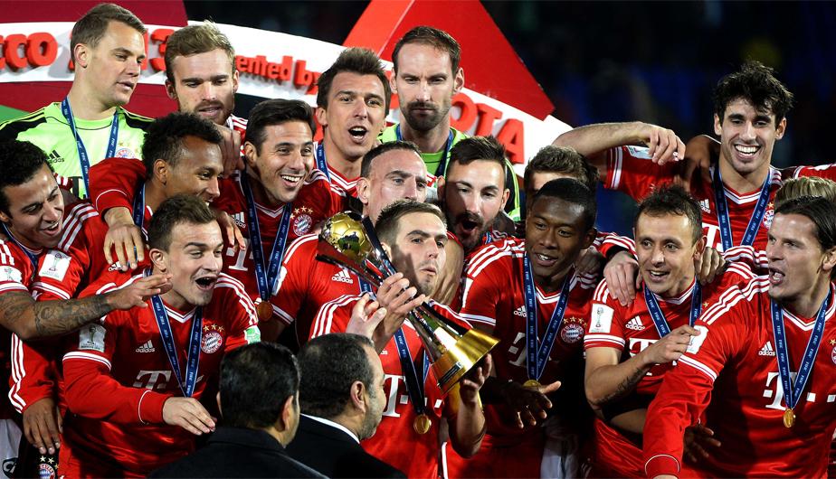 Bayern Munich Mundial de Clubes 2013 Bayern Munich en Mundial