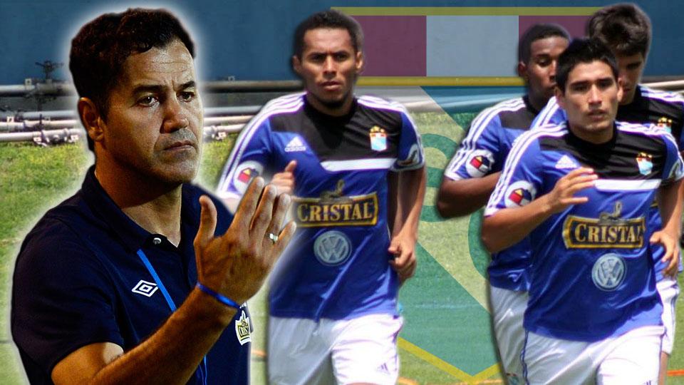 Daniel Ahmed será el técnico de Sporting Cristal en el 2014. (USI)