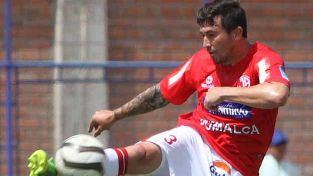 Edgar Balbuena Juan Aurich confirm que dgar Balbuena no se ir del club