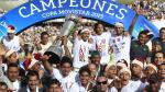 Universitario: hinchas cremas podrán fotografiarse con el trofeo de campeón
