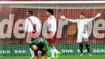 Selección Peruana: ¿tuvo responsabilidad Erick Delgado en los 3 goles que recibió?