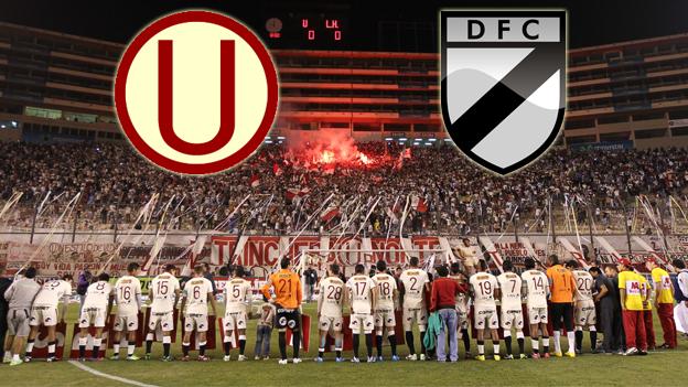 Universitario disputará la Noche Crema el 24 de enero ante Danubio de Uruguay (Ilustración Depor)