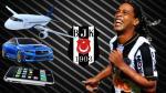 Ronaldinho: 8 lujosos pedidos que hizo para fichar por Besiktas