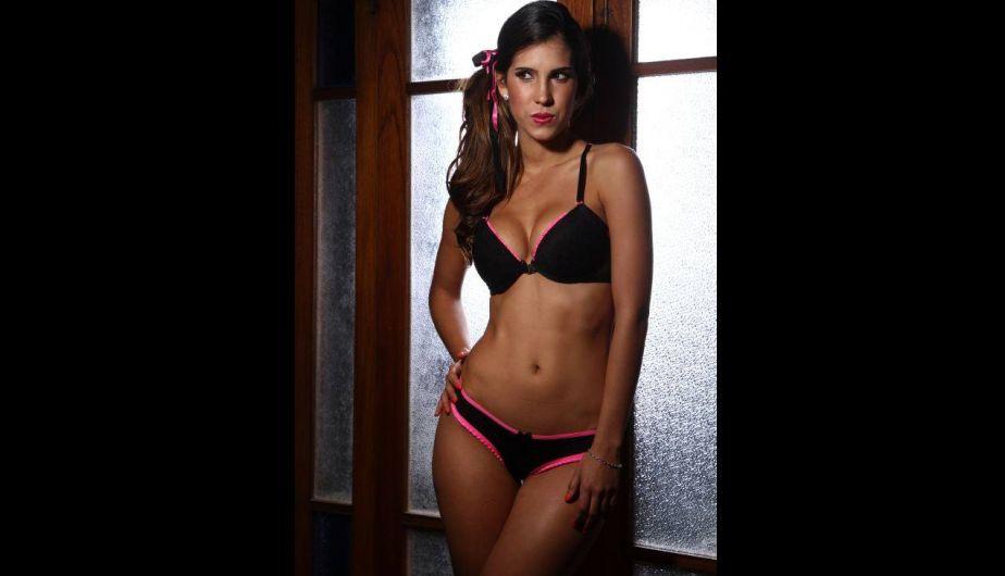 Sheyla Rojas, Vanessa Tello y Karen Dejo impactan con sus curvas ...