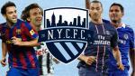 Manchester City quiere tener un equipo de estrellas en la MLS