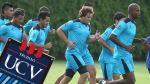 César Vallejo empató 0-0 ante Barcelona en Ecuador en su primer amistoso del año