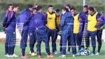 Alianza Lima: el equipo se entrena para su cuarto amistoso en España (FOTOS)