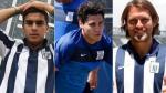 Alianza Lima: ¿cuál es la situación de Mauricio Montes, Diego Minaya y Víctor Cedrón?