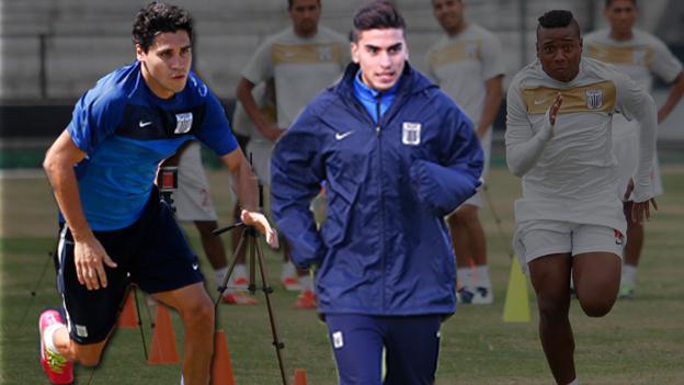 Alianza Lima debutará ante León de Huánuco en la Copa Inca 2014. (Ilustración Depor)