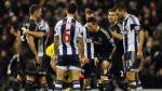 Chelsea empató 1-1 con West Bromwich y sigue puntero de la Premier League